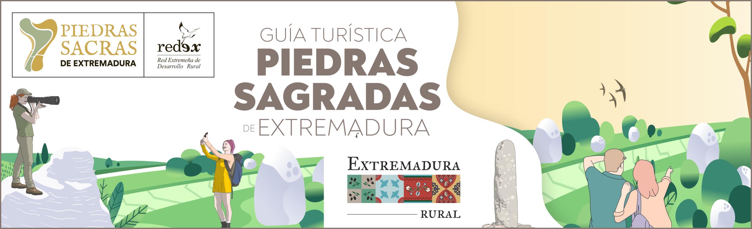 Guia Piedras Sacras de Extremadura